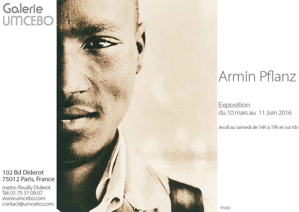 Exposition Armin Pflanz